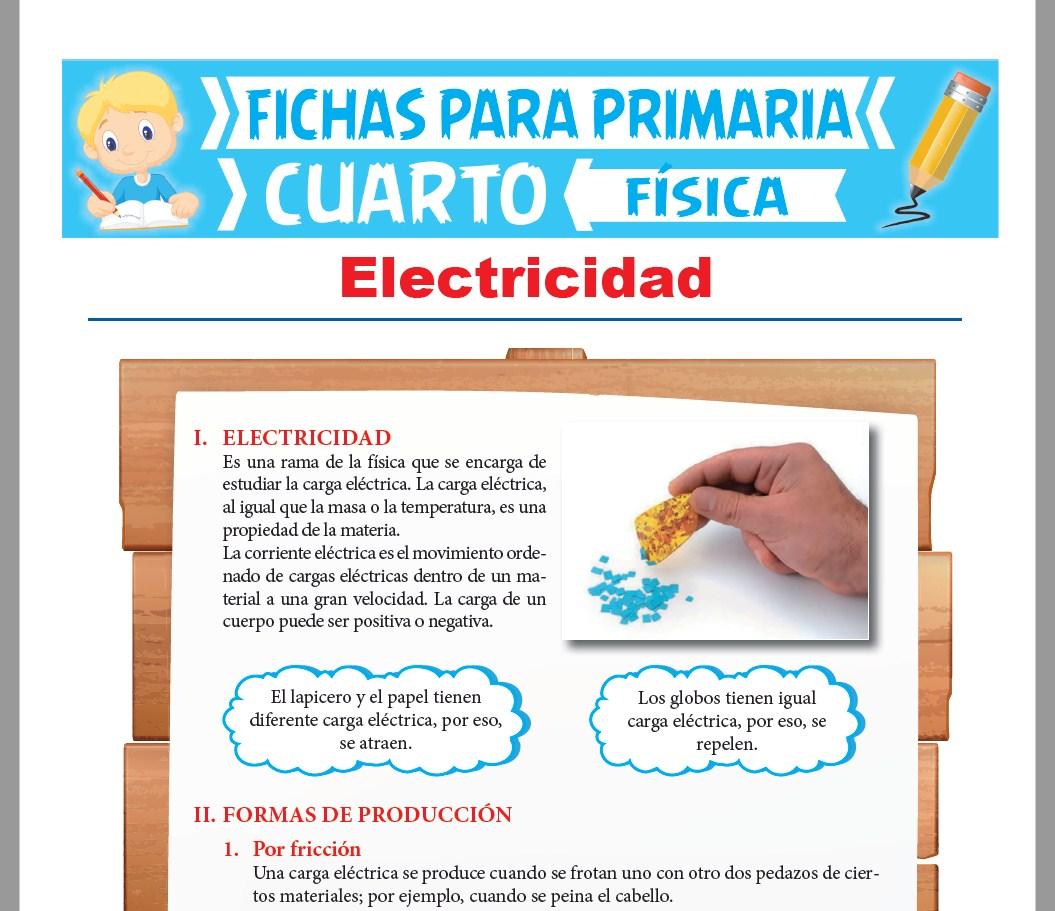 Energia Electrica Para Niños De Segundo Grado Hábitos De Niños