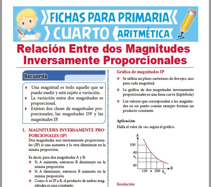 Problemas de Aritmética para Cuarto Grado de Primaria ...
